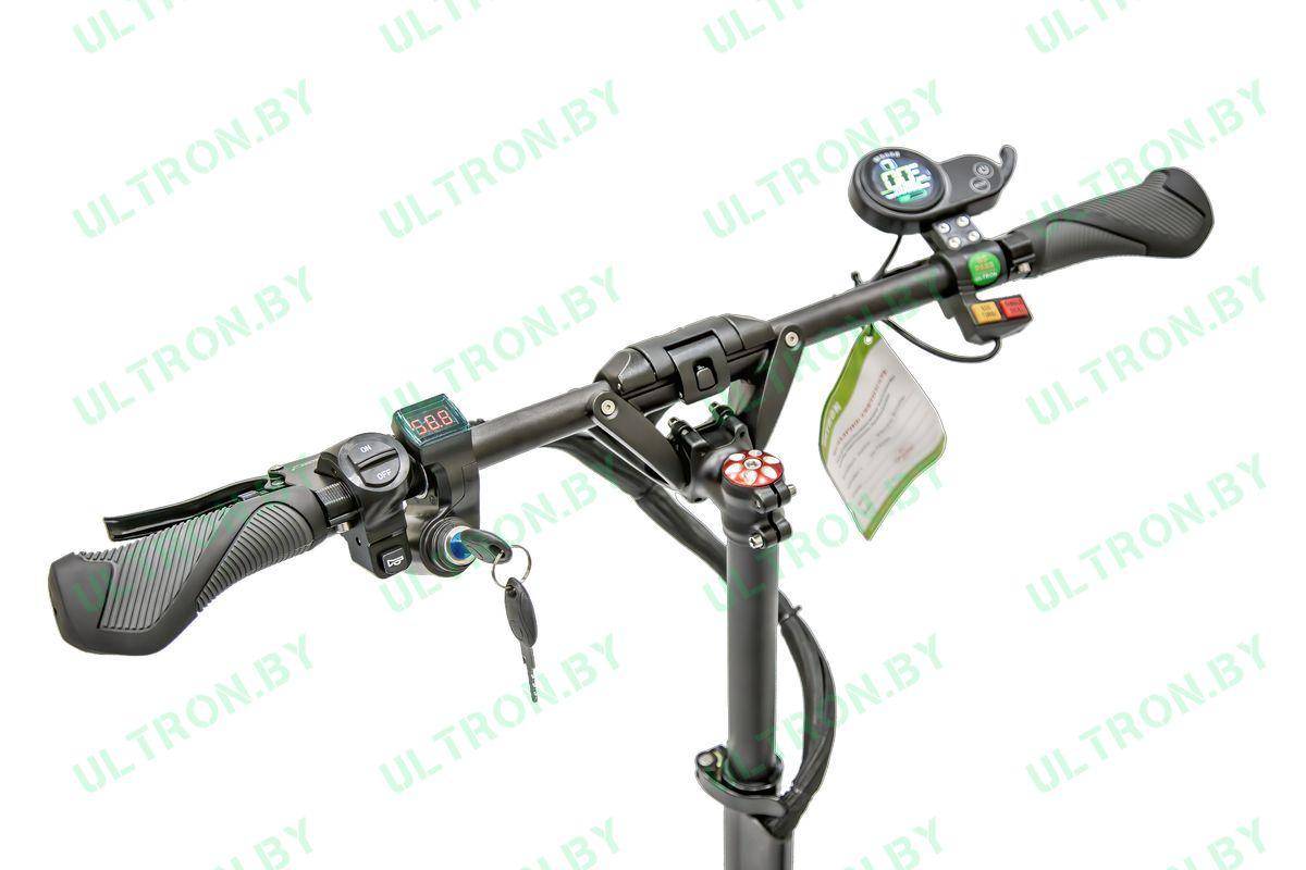 Обновленный руль Ultron T11 2020 v.3