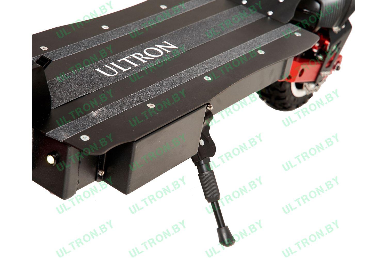 Контроллеры спрятаны за деку - Ultron T128 2020