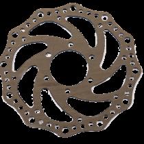 Тормозной диск 160 мм для Ultron T11, T108, T118, T128, Halten RS-03