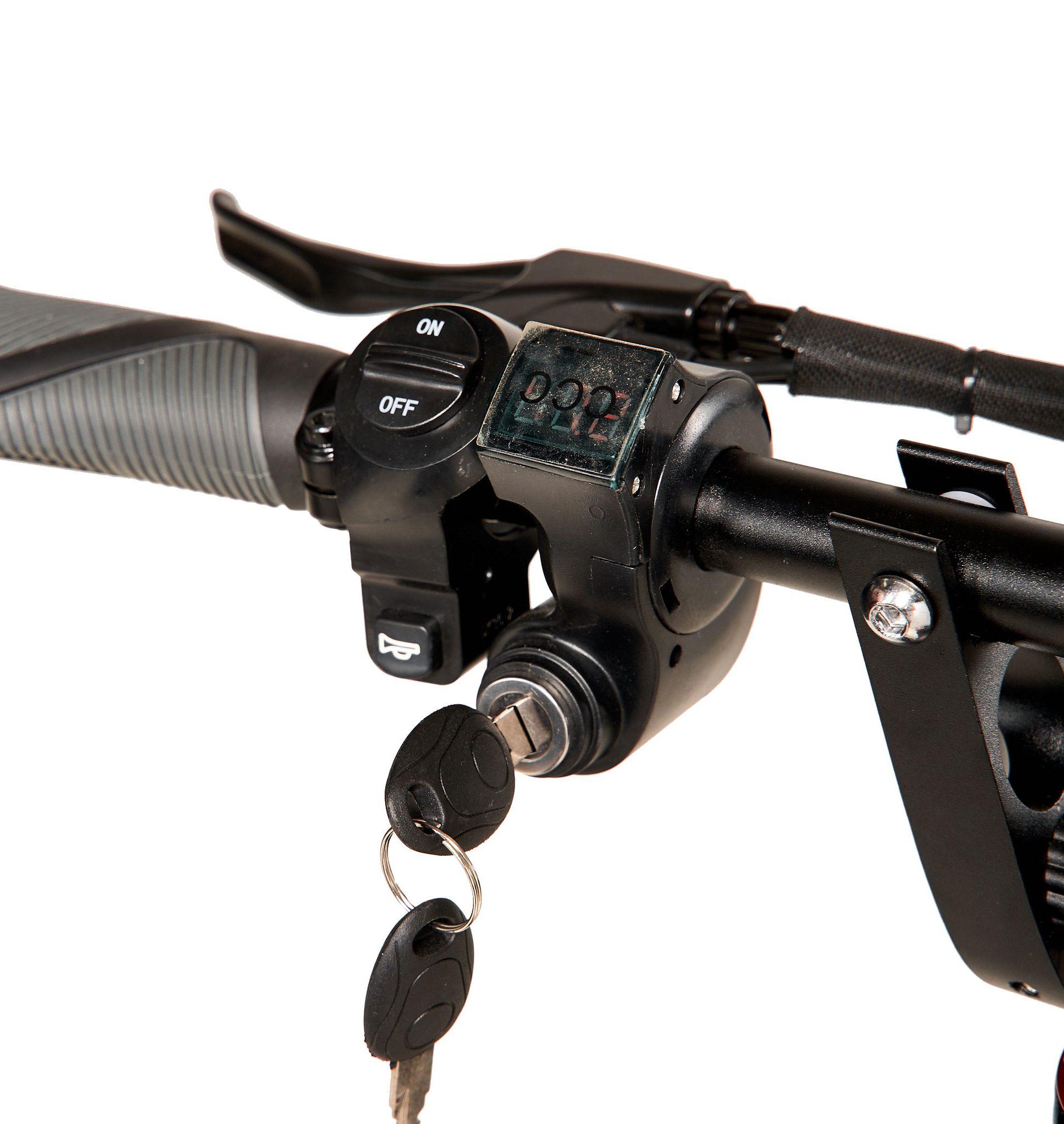 Вольтметр с ключом зажигания для Ultron T103, T10, T11, Т118, Т108, Т128