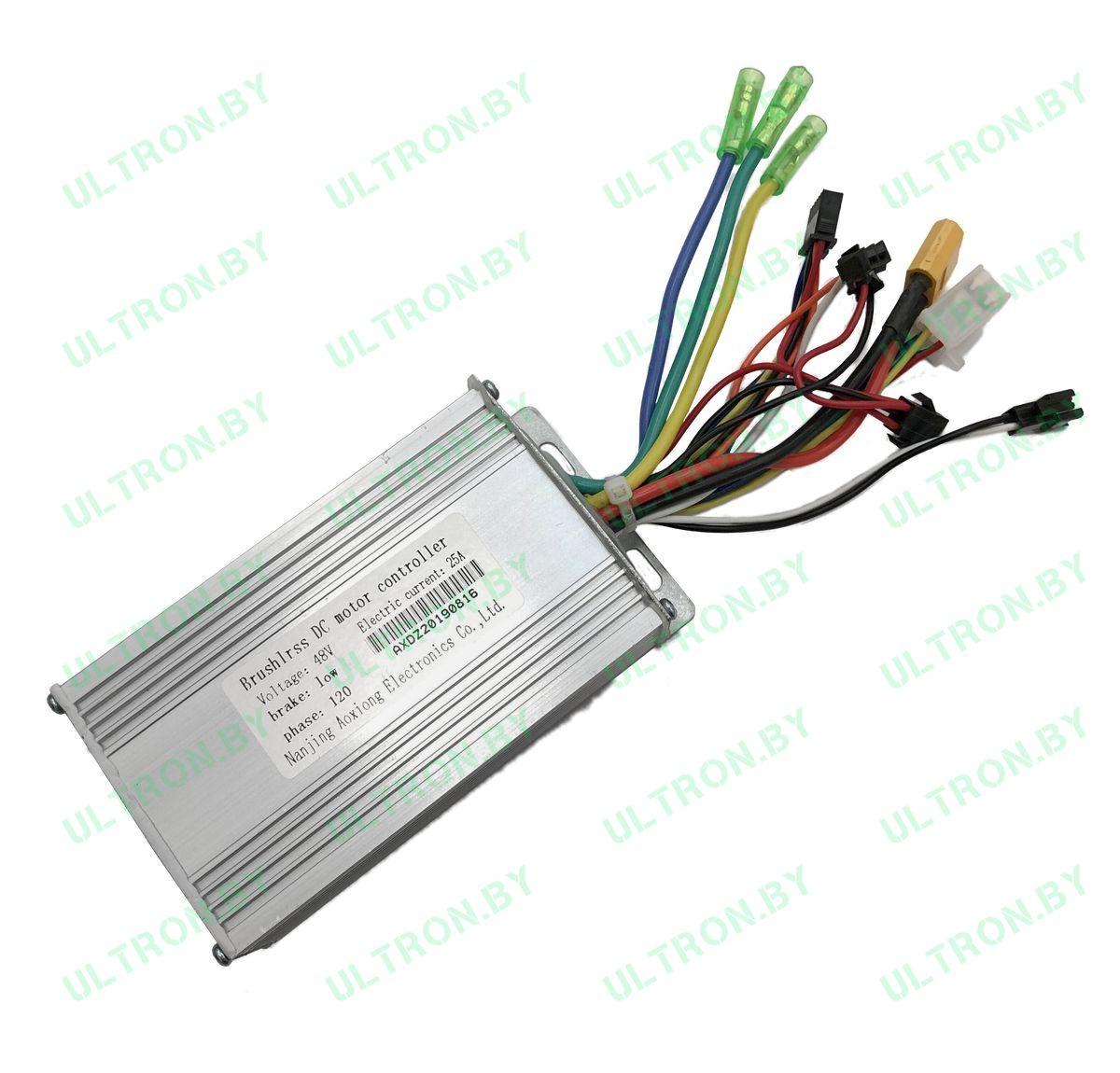 Контроллер 48V/25A для Ultron T103 (v. 2020)