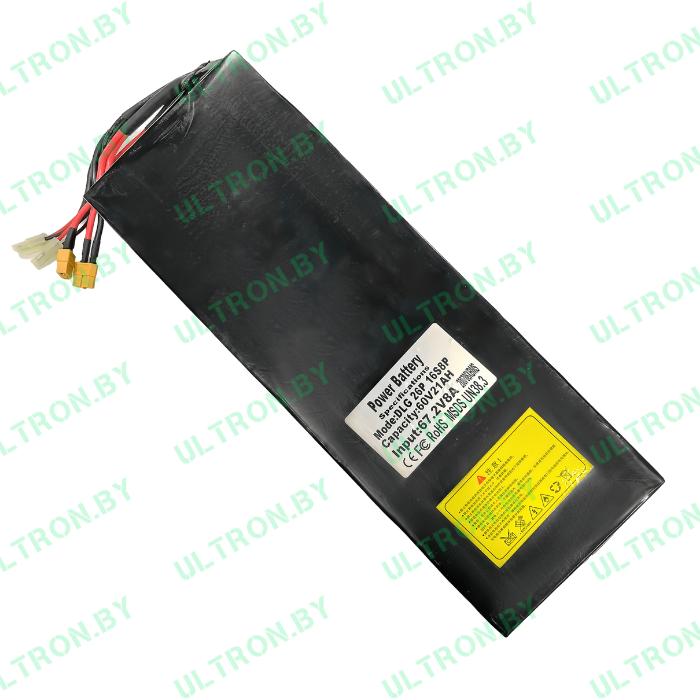 АКБ 60V/21Ah для Ultron T10